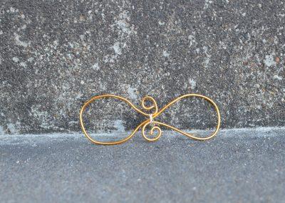 standard wire bracelet